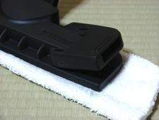 ヘッドと床掃除用クロス(布)・セット前