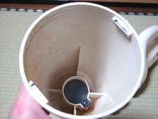 カプセル集塵式/カプセル側内部